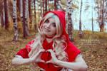 Crystal Maiden (Dota 2) by Ytka Matilda