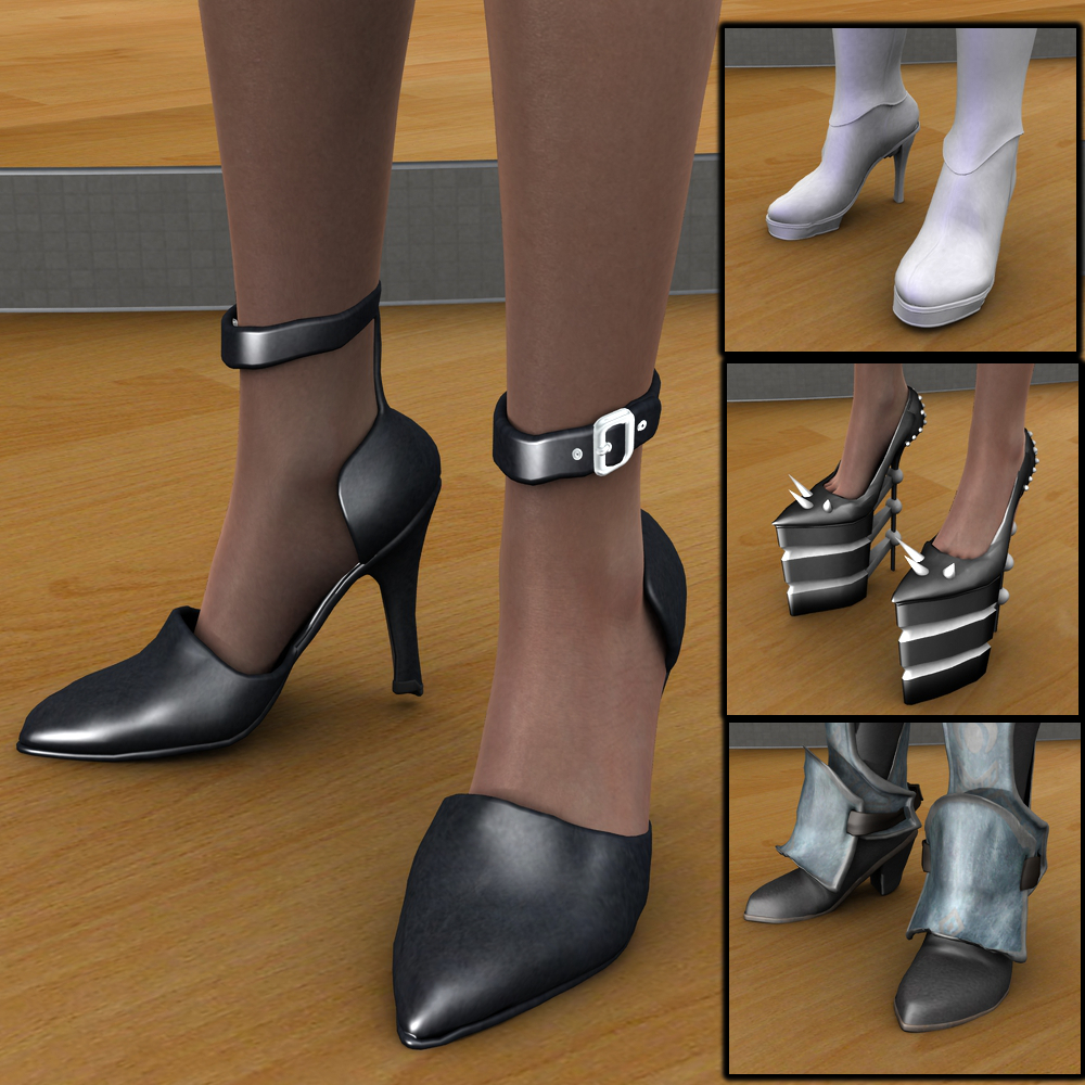 A Reminder on Autofitting Shoes to Genesis 2 or 3