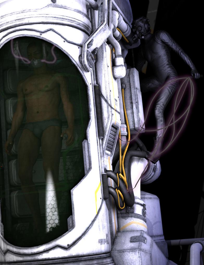 Gene Thief by SickleYield