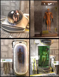 Sneak Preview: SY Pods Tanks and Human Containers