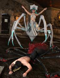 Sneak Preview: SY Spiderfolk Genesis 8