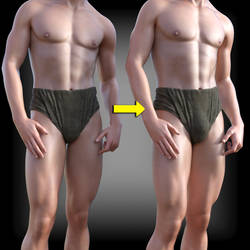 SY Pants Masculinizer Genesis 8 Male is Out!