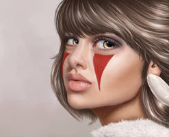 Princess Mononoke by artfreaksue