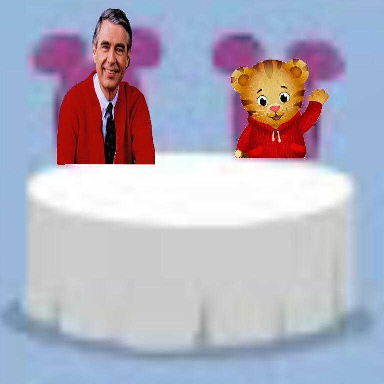 Fred Rogers And Daniel Tiger In The House Of Mouse By Torrjua11011 On Deviantart