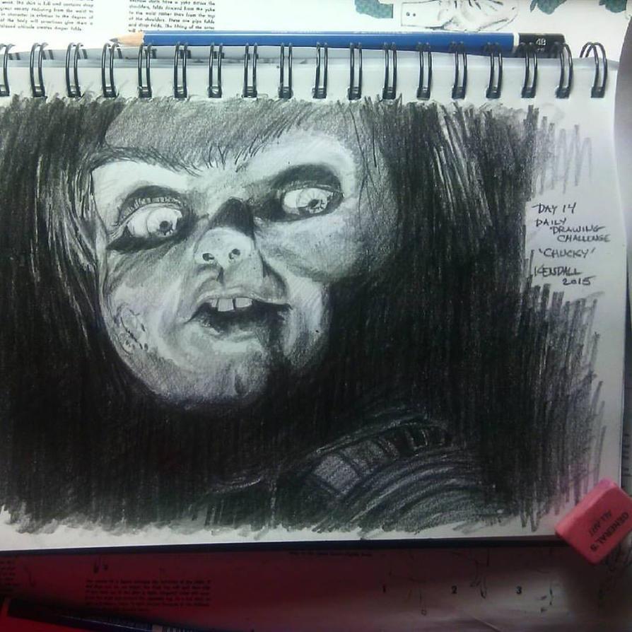 Chucky by KendallightStudios