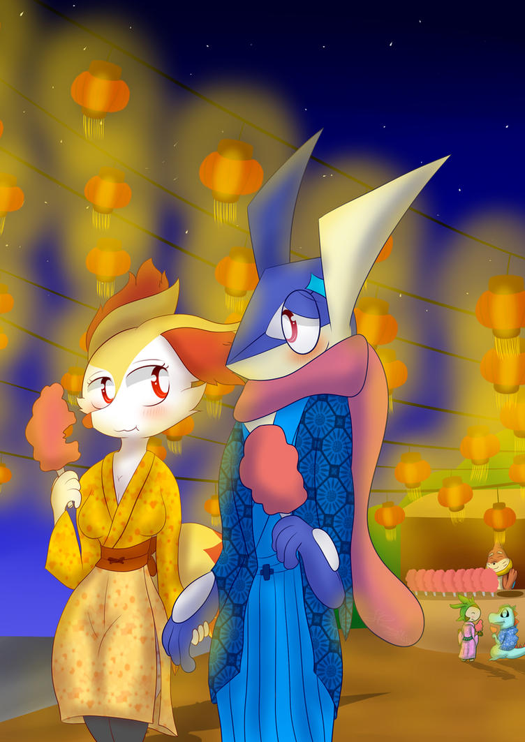 Chinese new year eve ~ by HarryPotCher