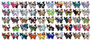 50 Adoptables [1 points]