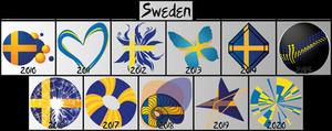 Eurovision Profile - Sweden (2010 - 2020)