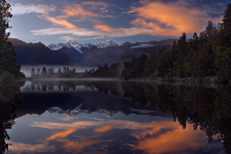 Mystic Dawn by octane2