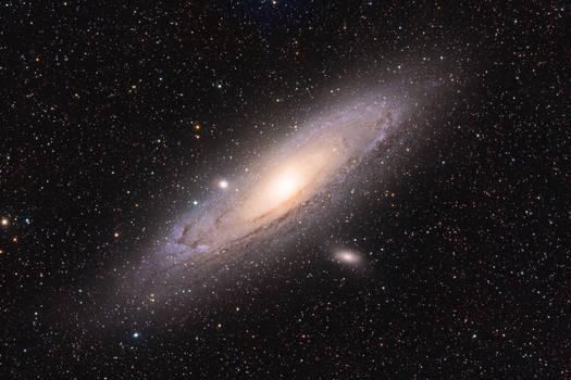 The Andromeda Galaxy - M31