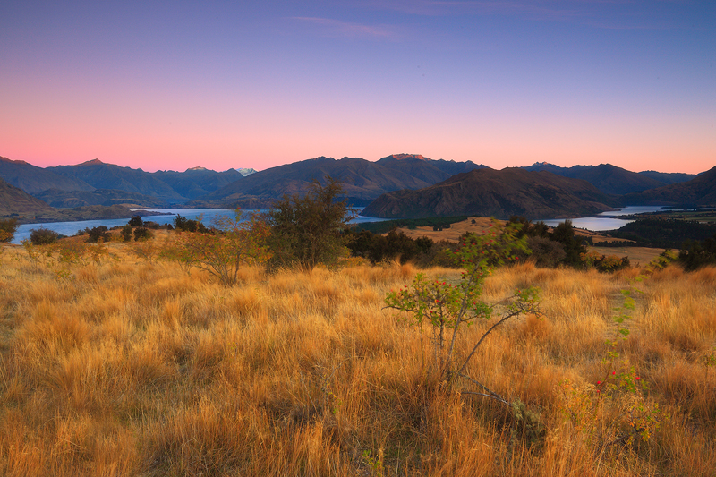 Wanaka First Light by octane2