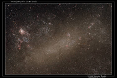 The Large Magellanic Cloud by octane2