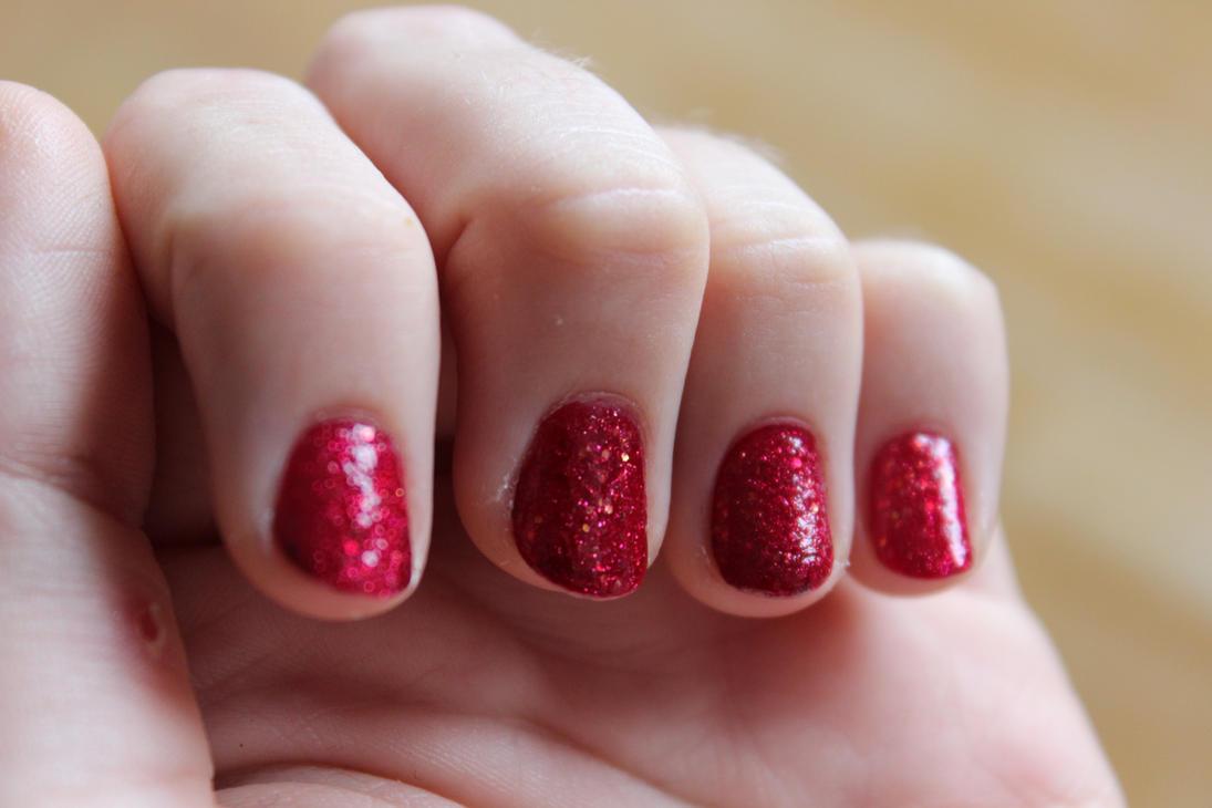 Misslyn velvet diamond nails by Anna-Yaina on DeviantArt