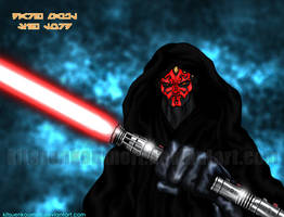 Darth Maul - Sith Lord