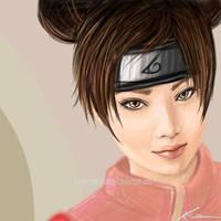 TenTen CG by KenXVII