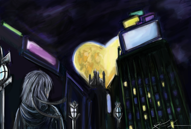 KH- The World That Never Was By KenXVII On DeviantArt