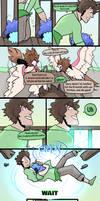 SUN NUZLOCKE ( PAGE SIX / CHAPTER ONE ) by CucumberrPrince