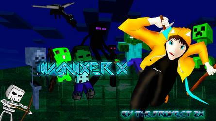 personaje de minecraft ivanixer