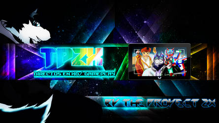 banner del canal the proyect zx