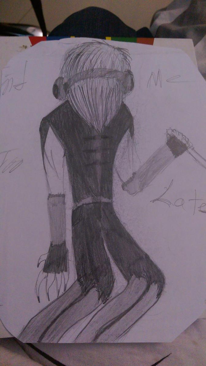 The disturbed oldie by sasukekiller