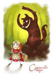 Little Red Riding Hood by OptionBB