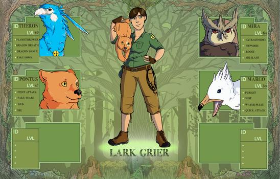 Pokemon Biome: Lark Grier