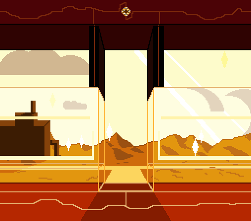 Amber Temple by Daydreamer194