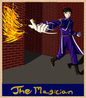 Roy Mustang by Daydreamer194