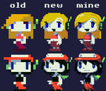 Cave story sprites hd2
