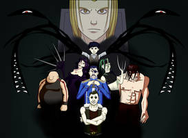 Fma Deadly Sins Poster by Daydreamer194