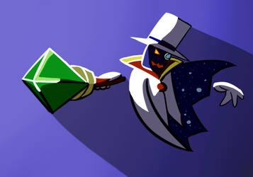 Count Bleck by Daydreamer194
