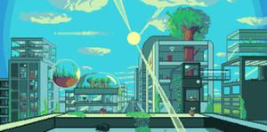 Solarcity by Daydreamer194