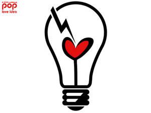 POP Art Love Idea