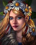 Unbroken: Nadia Portrait