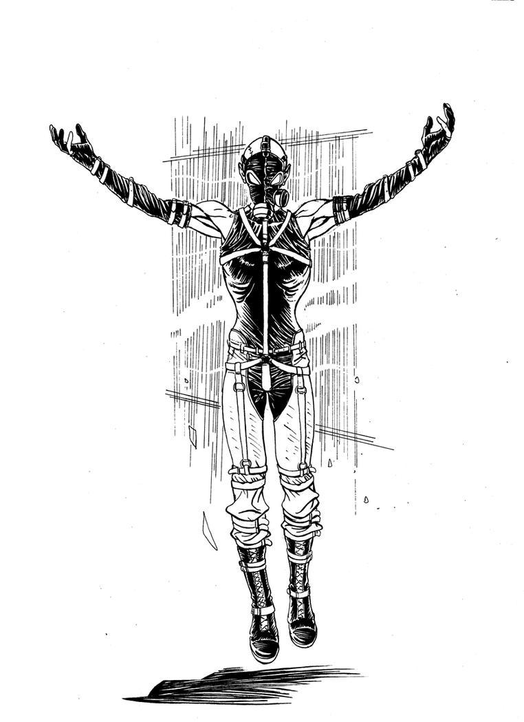 Psycho Mantis - sketch by gianlucatestaverde