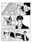Dylan Dog - page by gianlucatestaverde