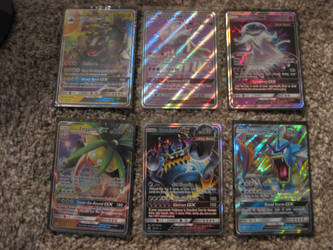 Pokemon - Crimson Invasion - Ultra Rare Pulls