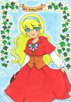 Little Red Riding Hood! Ukraine
