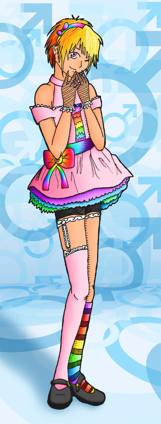 Help a boy dress up like a girl - crossdressing | Ask MetaFilter