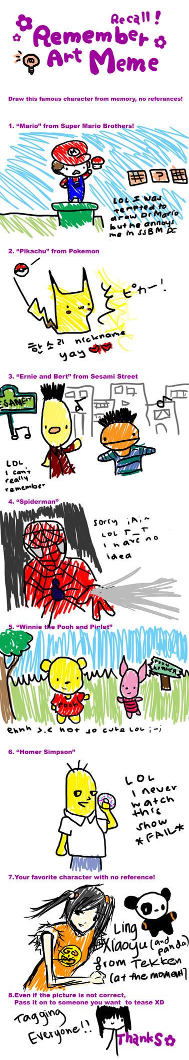 Remember Meme by akenon