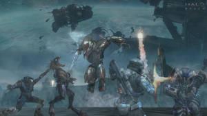 Halo: Reach Liftoff