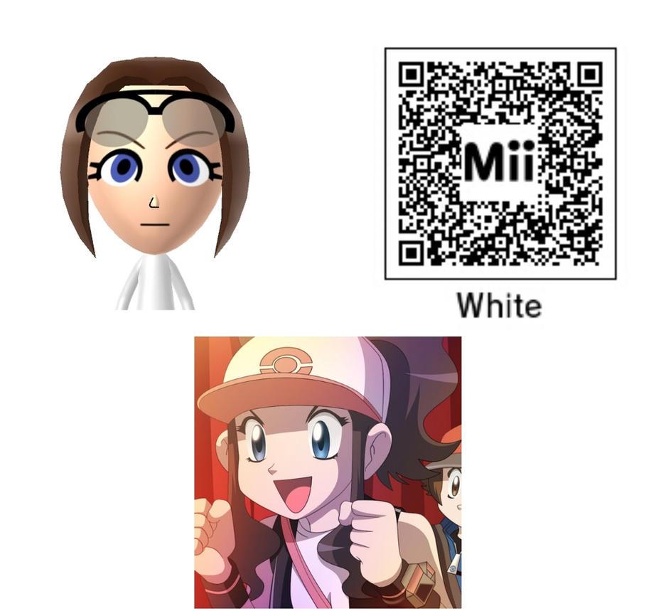 White Mii Pokemon By Bobby Sama On Deviantart