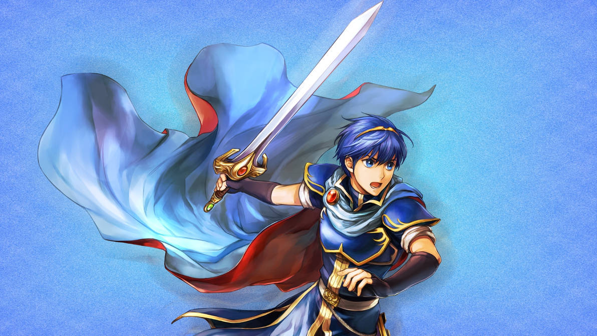Image result for marth character wallpaper