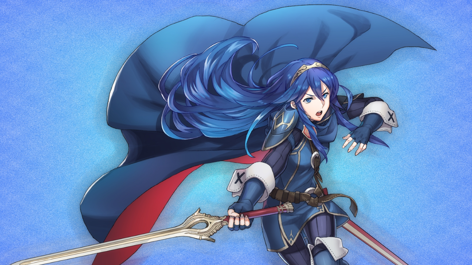 Lucina Hd Wallpaper Fire Emblem Warriors By Bobby Sama On Deviantart
