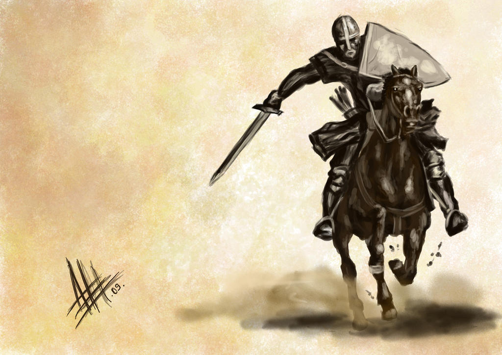Mount and Blade by staxandy