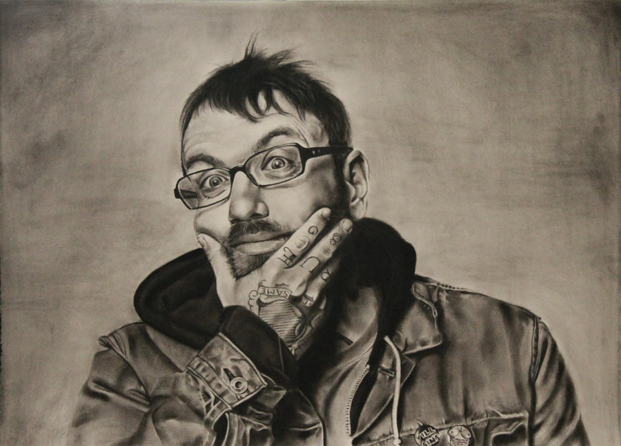 Dallas Green by Quantum-Lotus