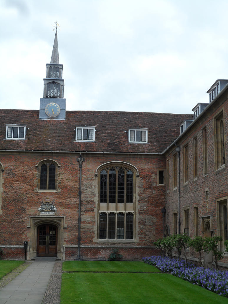 Magdalene College by A-RaeDArc