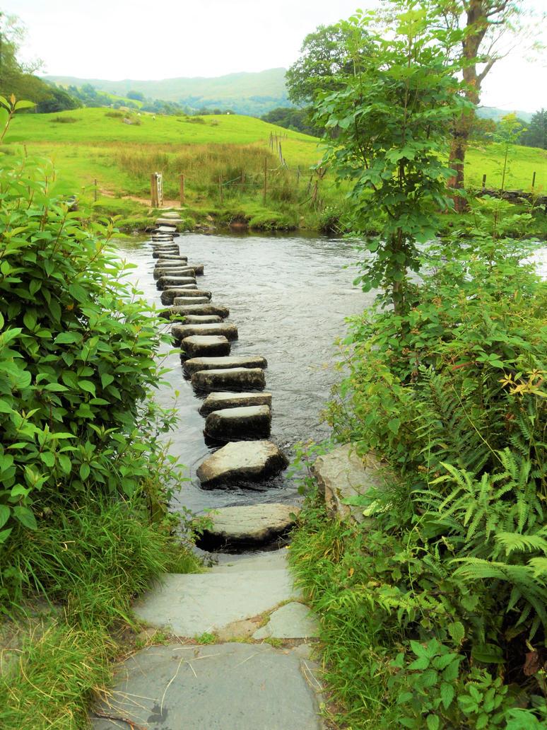 Water Crossing by A-RaeDArc