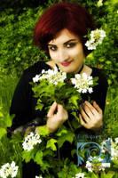 Blumenmaedchen by SF-Photos-Hieronymus