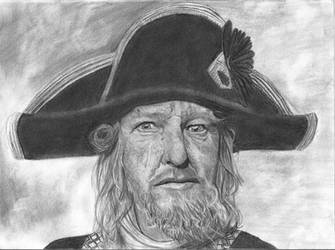 Barbossa by YvdlArt